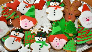 Holiday Cookies & Decorating