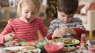2019 Holiday Cookie Decorating Class for Kids